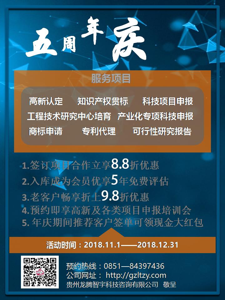 公司五周年庆宣传海报2.1.png